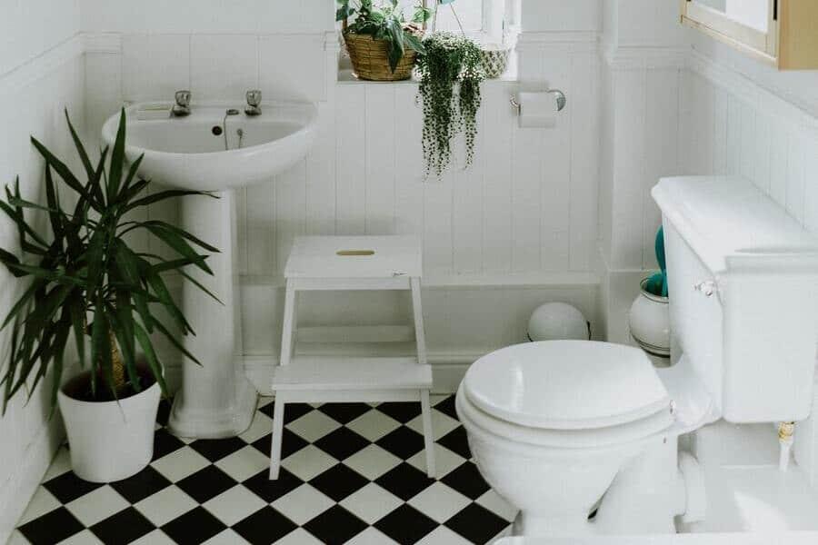 WC pour les personnes à mobilité réduite
